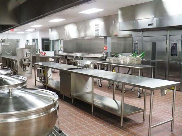 Project Portfolio Commercial Kitchen Design Planning Consulting