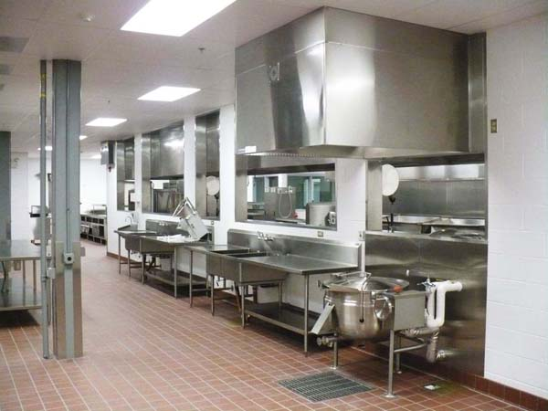 Prison And County Jail Kitchen And Cafeteria Design Rapids