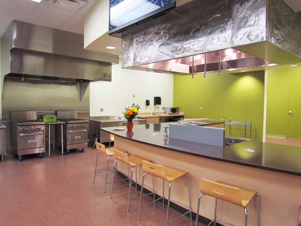 NewBo Market (Kirkwood Culinary Classroom)